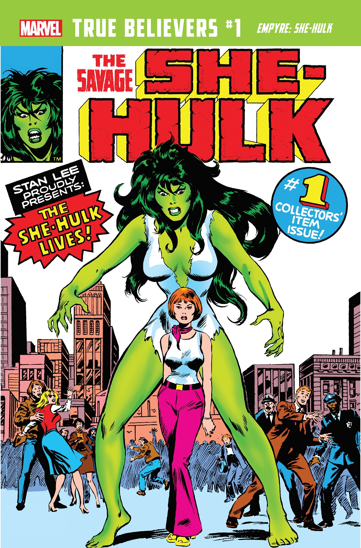 True Believers: Empyre - She-Hulk (2020) #1