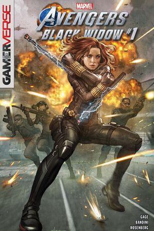 Marvel's Avengers: Black Widow #1