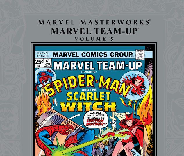 MARVEL MASTERWORKS: MARVEL TEAM-UP VOL. 5 HC #5