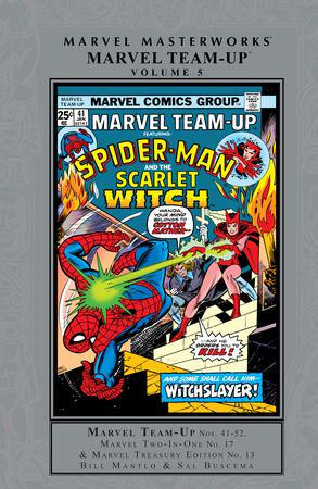 MARVEL MASTERWORKS: MARVEL TEAM-UP VOL. 5 HC (Hardcover)