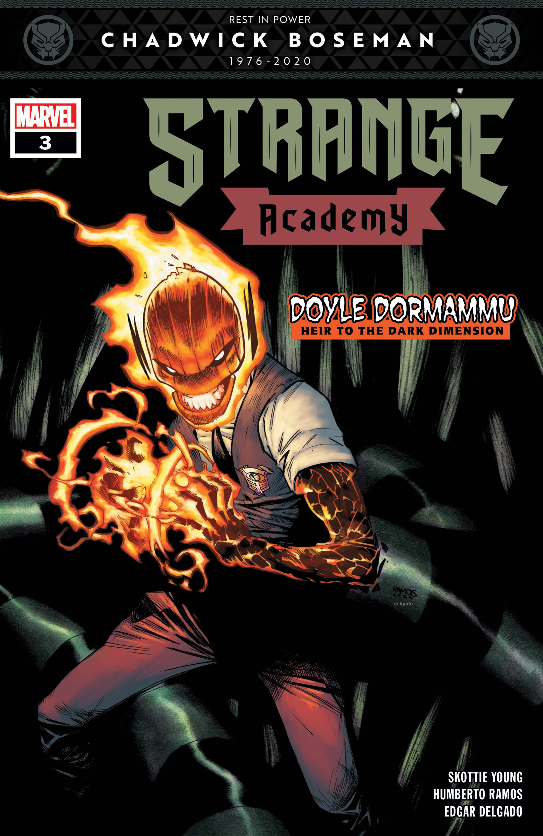 Strange Academy (2020) #3