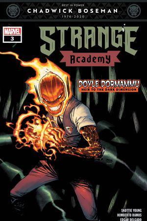 Strange Academy #3