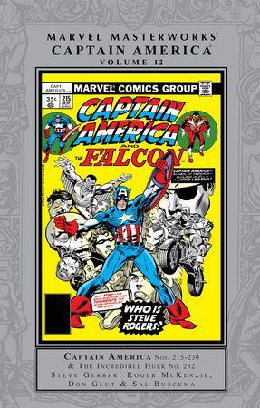 Marvel Masterworks: Captain America Vol. 12 (Hardcover)