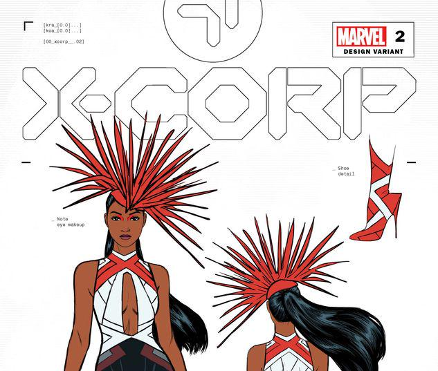 X-Corp #2