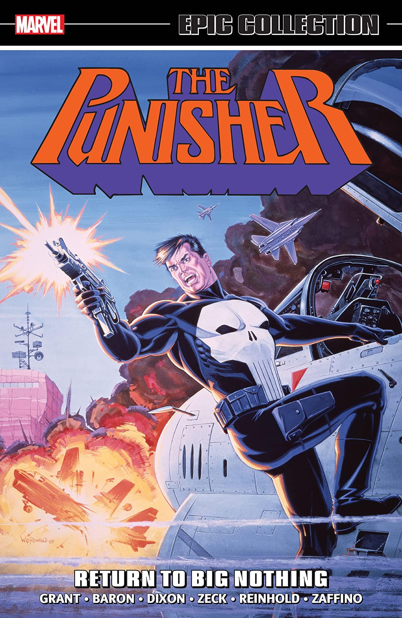 Punisher Epic Collection: Return To Big Nothing (Trade Paperback)