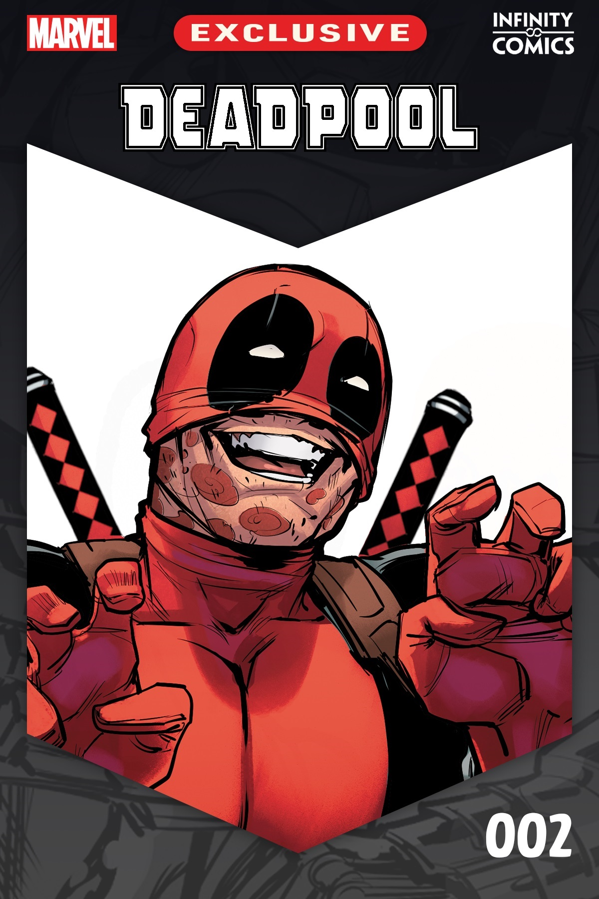 Deadpool: Invisible Touch Infinity Comic (2021) #2