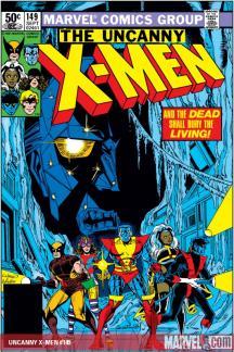 Uncanny X-Men (1963) #149