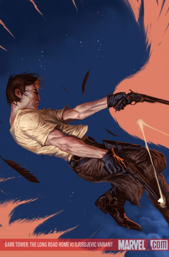 Dark Tower: The Long Road Home (2008) #3 (Variant)