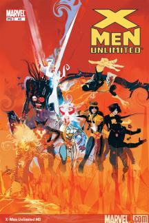 X-Men Unlimited #43