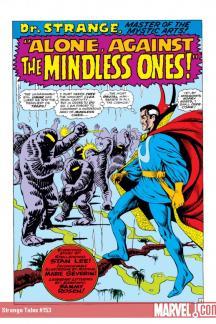 Strange Tales (1951) #153