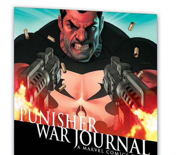 PUNISHER WAR JOURNAL VOL. 1: CIVIL WAR #0