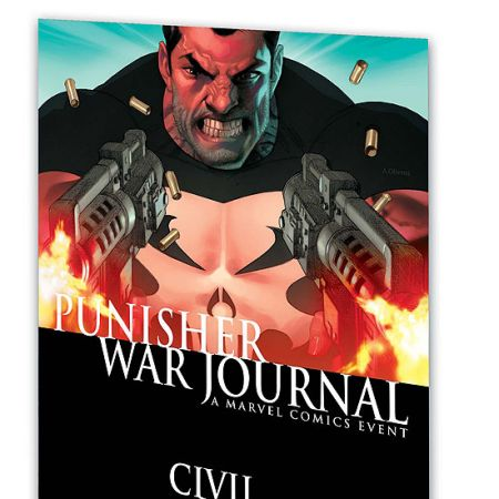 PUNISHER WAR JOURNAL VOL. 1: CIVIL WAR #0