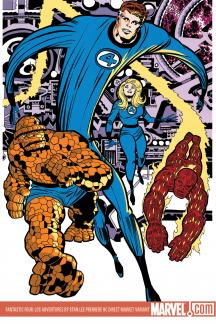 Fantastic Four: Lost Adventures by Stan Lee (DM (Hardcover)