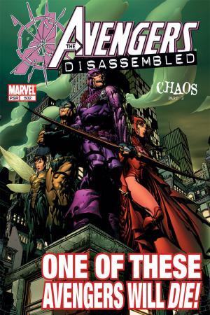 Avengers #502