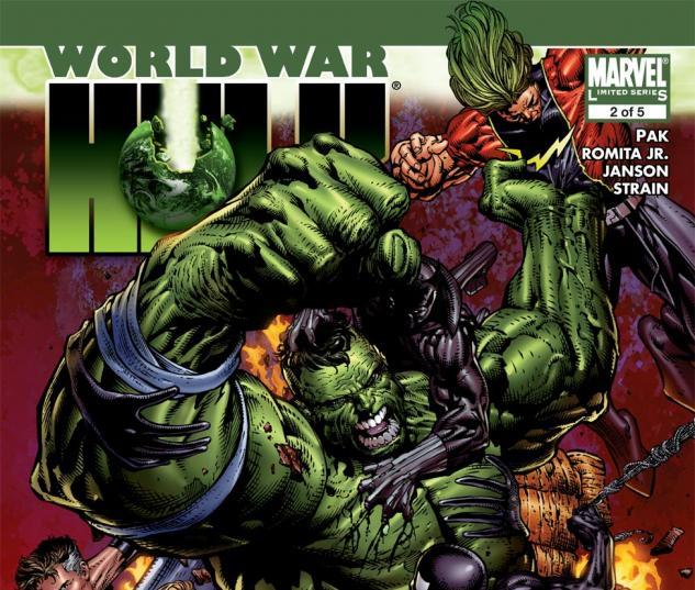 World War Hulk (2007) #2