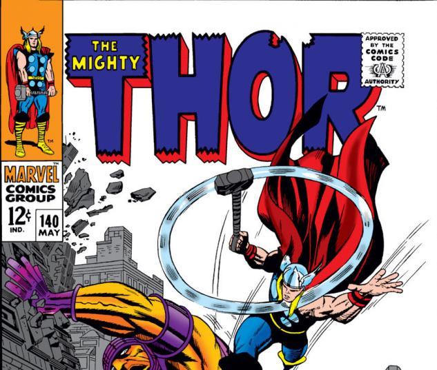 Thor (1966) #140