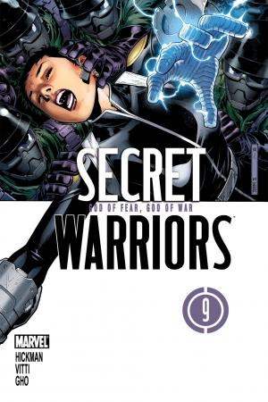 Secret Warriors (2009) #9