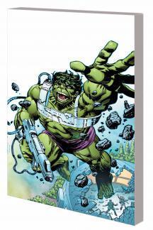 Incredible Hulk: Regression (Trade Paperback)
