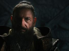 Ben Kingsley stars as the Mandarin in Iron Man 3