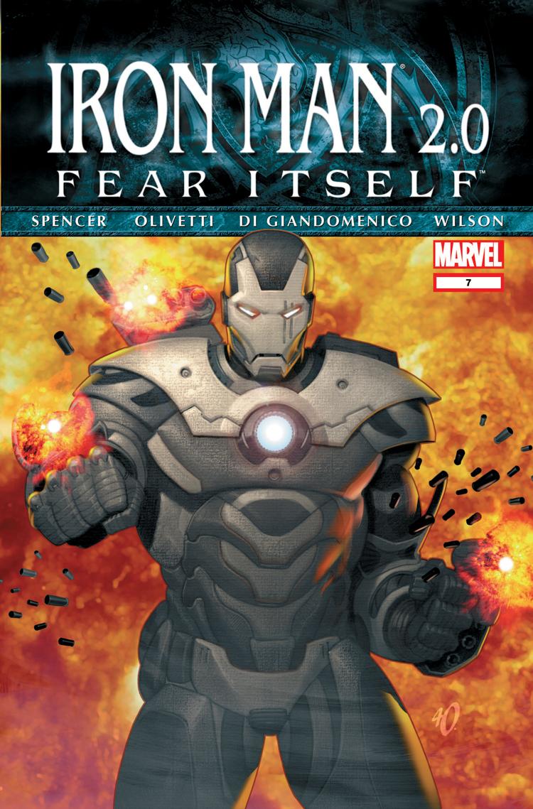 Iron Man 2.0 (2011) #7