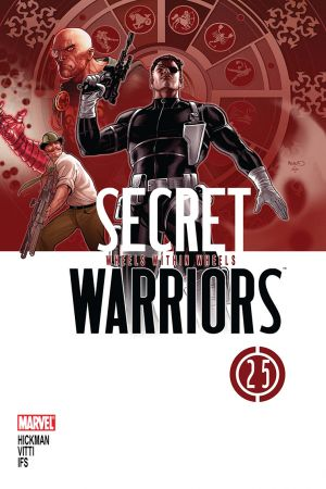 Secret Warriors (2009) #25