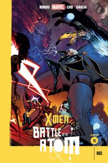X-Men: Battle of the Atom (2013) #2