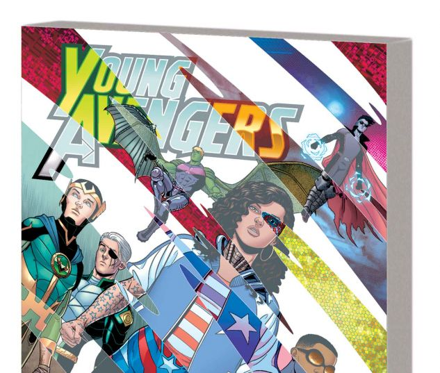 YOUNG AVENGERS VOL. 2: ALTERNATIVE CULTURE TPB (MARVEL NOW)