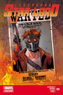 Legendary Star-Lord (2014) #2