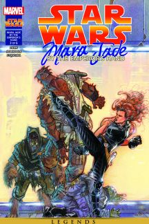 Star Wars: Mara Jade - By The Emperor'S Hand (1998) #3