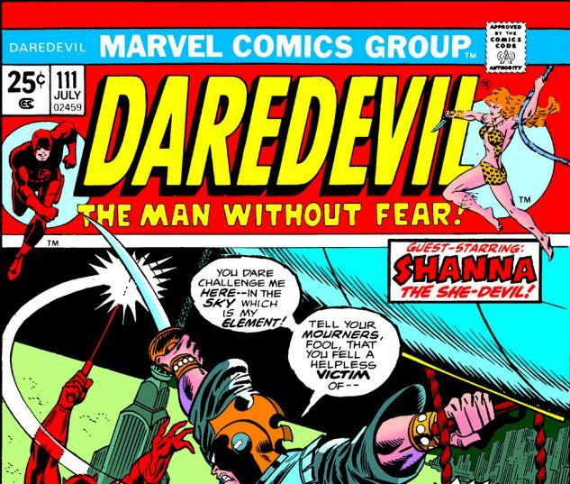 Daredevil (1963) #111