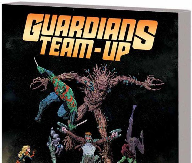 Guardians Team-Up (2015)