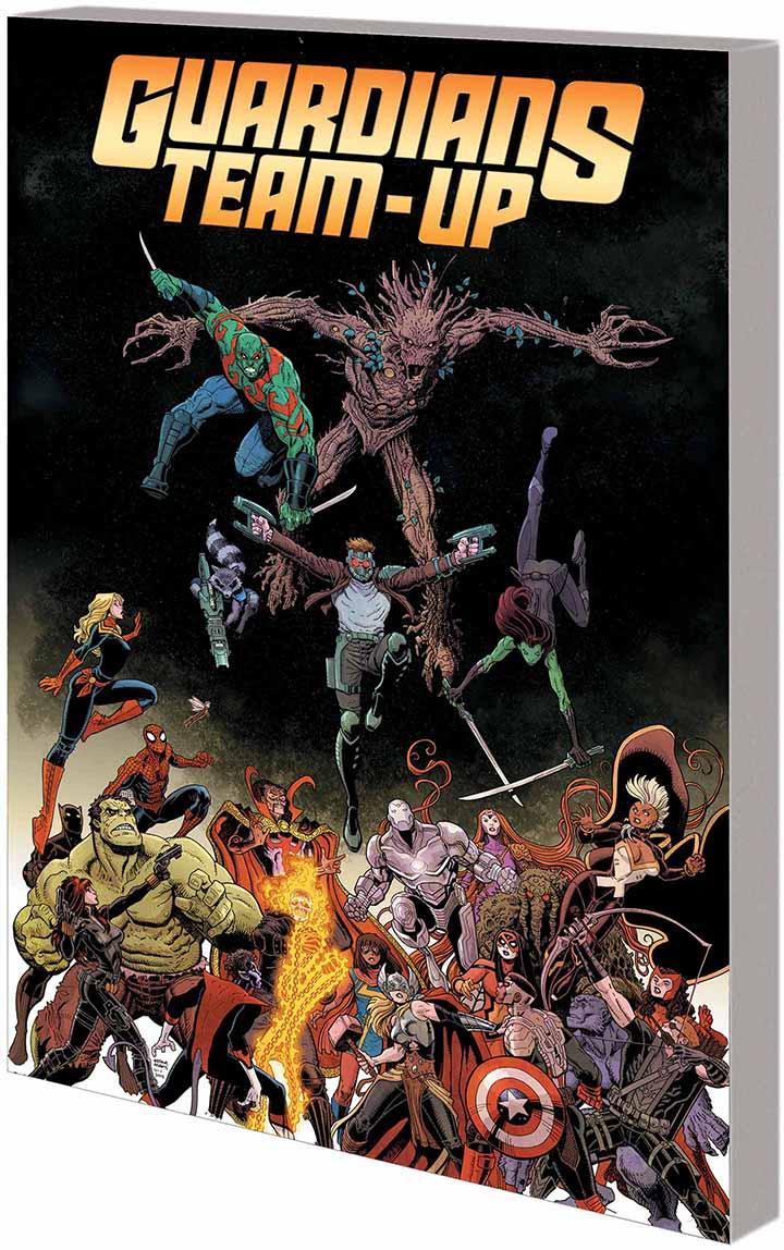 Guardians Team-Up Vol. 1: Guardians Assemble (Trade Paperback)