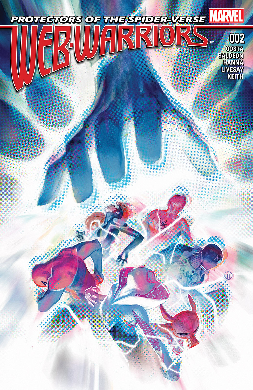 Web Warriors (2015) #2