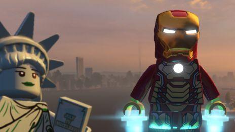 'LEGO Marvel's Avengers' Open World Trailer