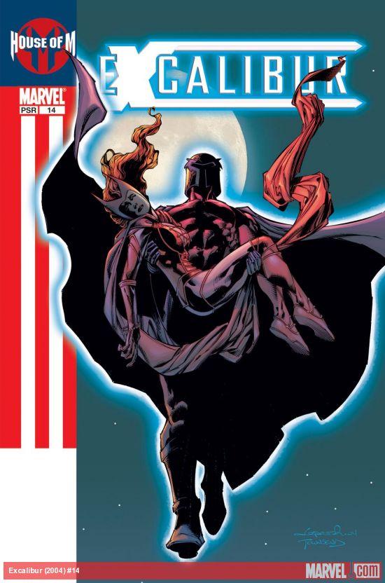 Excalibur (2004) #14