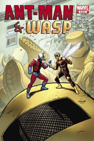 Ant-Man & the Wasp #2