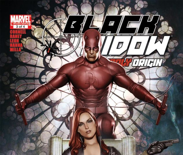 Black Widow: Deadly Origin (2009) #3