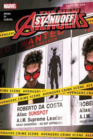 New Avengers (2015) #8