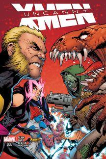 Uncanny X-Men (2016) #5