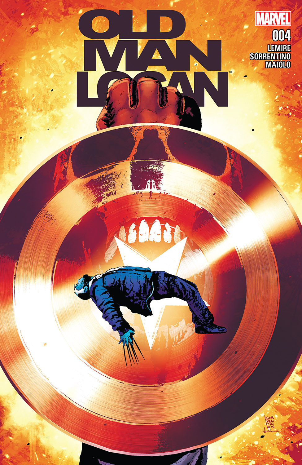 Old Man Logan (2016) #4