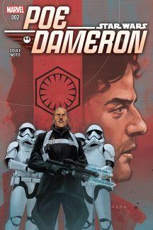 Poe Dameron (2016) #2