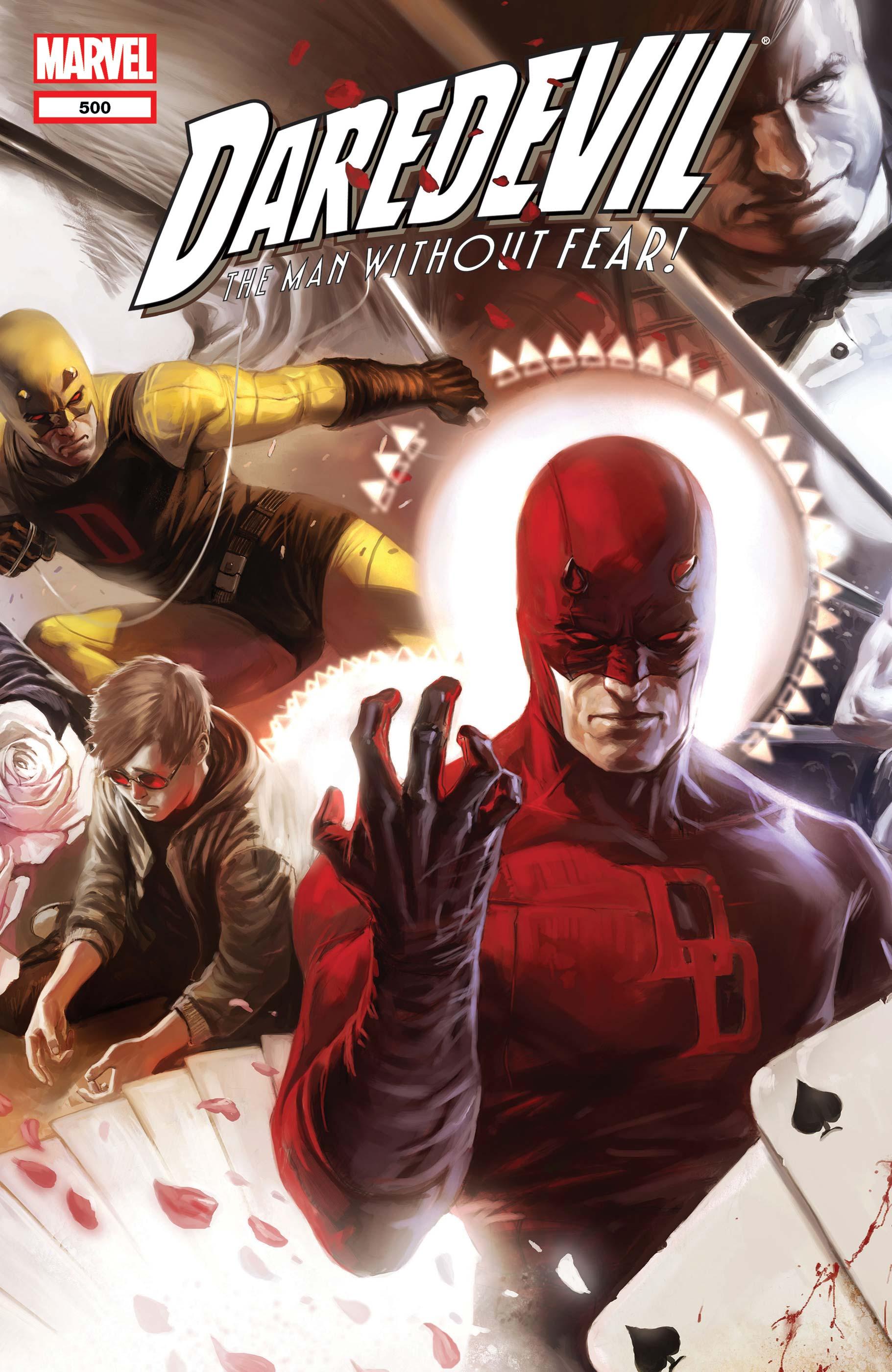 Daredevil (1998) #500