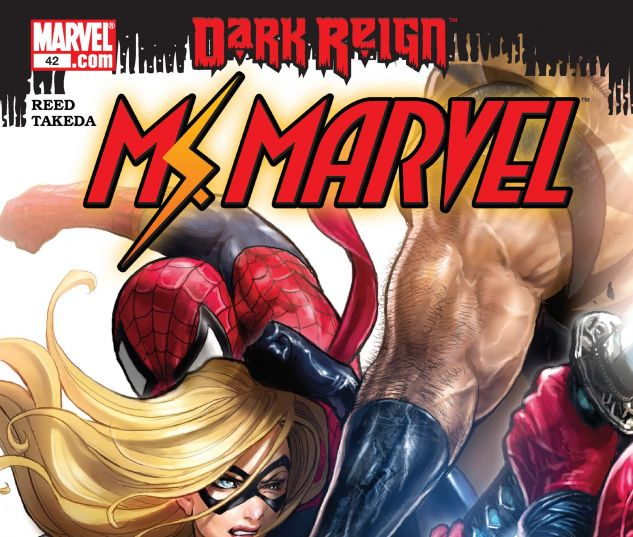 Ms. Marvel (2006) #42