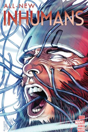 All-New Inhumans #9