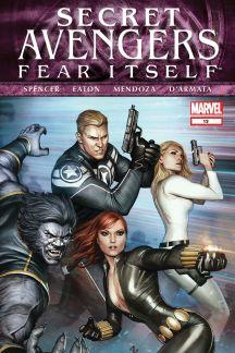 Secret Avengers (2010) #13