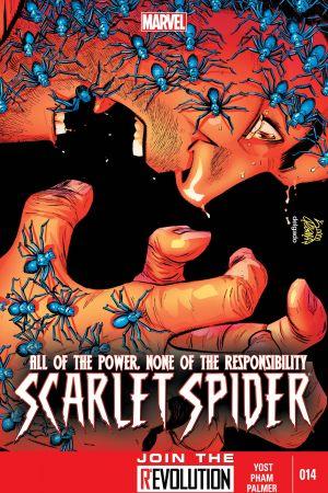 Scarlet Spider #14