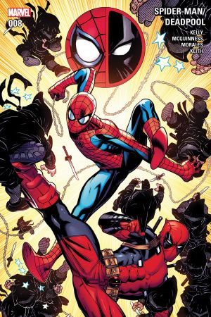 Spider-Man/Deadpool (2016) #8