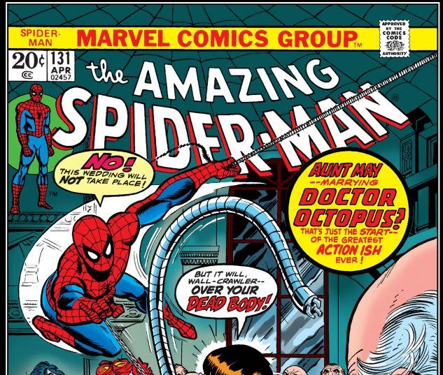 Amazing Spider-Man (1963) #131