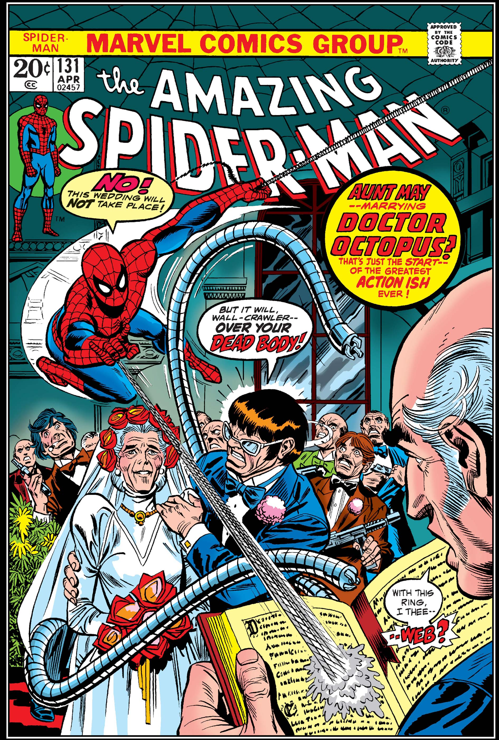 The Amazing Spider-Man (1963) #131