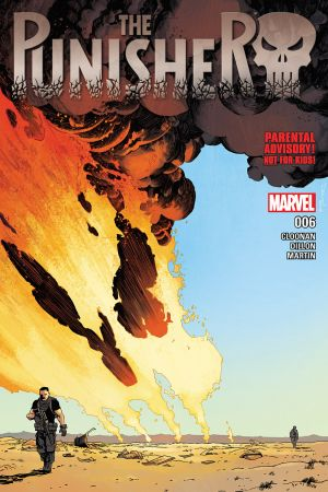 The Punisher (2016) #6
